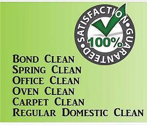 Fantastic Bond Cleaning Services at Cheap Price!!!!! Fortitude Valley Brisbane North East Preview