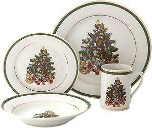 Christmas Dinnerware | eBay