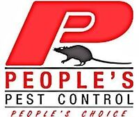 PEOPLE'S PEST CONTROL 100% GUARANTEED PEST SERVICES LOWEST PRICE