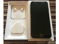 iPhone 7 128gb black unlocked new and never used