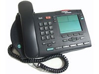 BT MERIDIAN NORTEL M3904 BUSINESS PHONE CHARCOAL GREY MINT CONDITION!