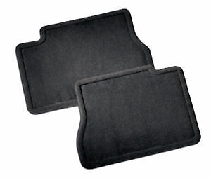 2014-2018 GM DOUBLE CAB REAR CARPETED MATS