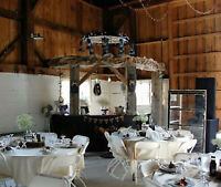 Rustic Barn Venue for Weddings/ Special Events