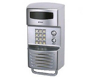 Linear RE-1 Telephone Entry System