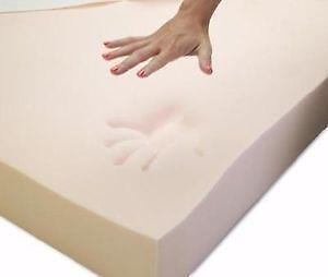 King Size Memory Foam Mattress Toppers
