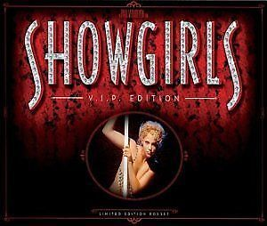 Showgirls Limited Edition DVD Set. BRAND NEW