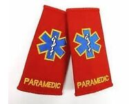 Customised Epaulettes (Cadets, security, ambulance, medic, NHS...)