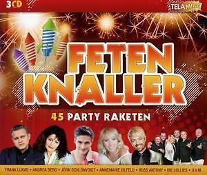 Fetenknaller-45-Party-Raketen-3-CD-NEU-OVP