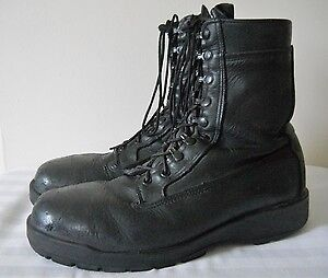 SZ 8 to 9 Dakota Terra Safety BOOTS CAS Steel Toe Plate Stylish