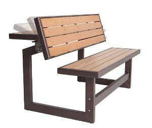 Top Quality Convertible Bench. Never used Kingston Kingston Area image 1