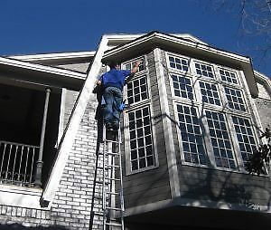 Window, Eavestrough, Yard cleaning, Christmas Lights, Painting