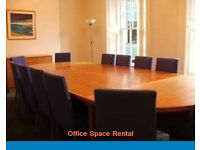 ** Thistle Street - Central Edinburgh (EH2) Serviced Office Space to Let