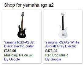 Yamaha RGXA2 + Fender Mustang III V.2