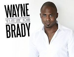 Wayne Brady - Up Close