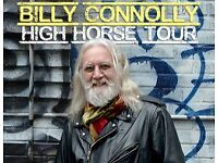 Billy Connolly High Horse Tour Brighton 23rd November 2016 Tickets Sold out