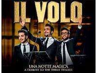 IL VOLO Concert Tickets * x2 @£85 - Royal Albert Hall Tuesday 23rd May