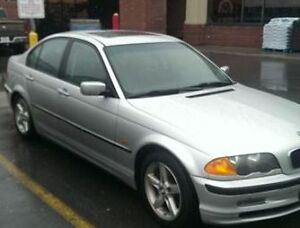 Certified BMW 323I 1999 E46 Silver, 190k, Exc Cond $4500 or BO