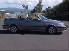 Saab 93 automatic convertible 2003 low Ks Mullumbimby Byron Area Preview
