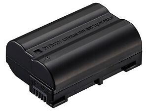 EN-EL15 battery & charger for Nikon D7000 D7100 D800 D600 etc
