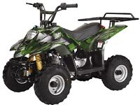 WINNIPEG'S BEST PRICE FOR KIDS ATV'S.ZERO DOWN AVAILABLE