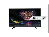 (NEW IN BOX). LG LED TV With Freeview HD Ready 32""