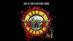 Guns N' Roses- Not in this lifetime tour- TD Place - Aug 21