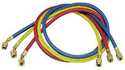 Yellow Jacket 21985 Manifold Hose Set60 Inredyellowblue