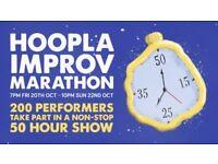 Hoopla Improv Marathon