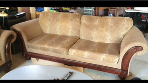 Sofa and chair 200$ OBO