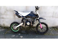 Spares or repair 125 pit bike £215 not quad Pitbike 50