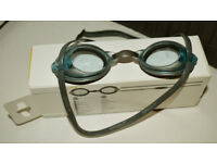 Grey goggles