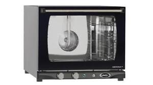 Unox Commercial Convection Ovens for sale - Brand new - with warranty, best price across Canada!