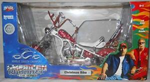 American Chopper The Series ***Christmas Bike*** Collectible