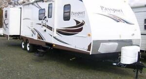 2014 Passport 3290 Bunk House Travel Trailer