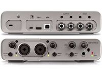 Avid fast track duo external sound card