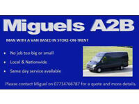 Courier/Removals/Same Day/Overnight