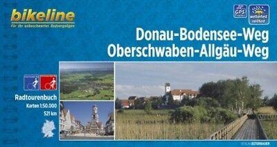 Bikeline Donau-Bodensee-Weg / Oberschwaben-Allgäu-Weg - 9783850000918