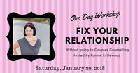 1 Day Workshop- Fix your Relationship