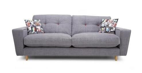 4 Seater Beckett Sofa Dfs No Legs Free In Stretford