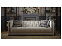 Trafalgar Grand Sofa from GRAND TOUR DFS £599 original price £1399 ONLY 1 YEAR OLD
