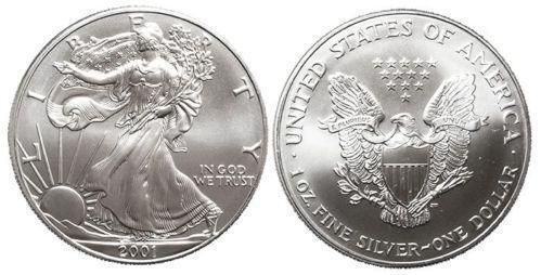 2000 Liberty Silver Dollar Ebay