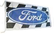 Ford Racing Flag