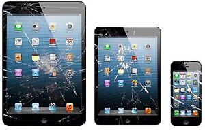 Réparation iPhone iPad iPod touch Lcd screen  repair