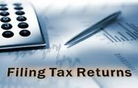 TAX RETURN (Starting at $30 and $50 for Couple)