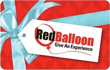 RED BALLOON VOUCHER RRP $500 - EXPIRY MARCH 2017 Ipswich Ipswich City Preview