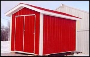 Mini barns, Camps, Storage building