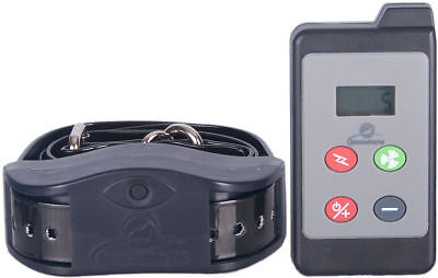 LCD Remote Dog Shock Training Collar - 650 Yards, Rechargeable, Waterproof, USA on Rummage