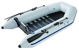 """Zodiac Bombard AX3 Inflatable Dinghy 2.60m 8ft 6"""" slatted floor"""