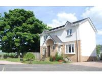 2 bedroom unfurnished semi detached house for rent- Auchterarder