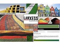 Lanxess Green Dye/Pigment for Concrete,Render,Mortar,Cement - 25Kgs RRP: £241.63